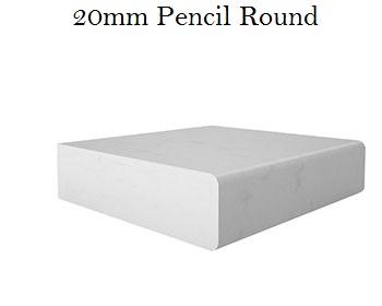 20mm Pencil Round