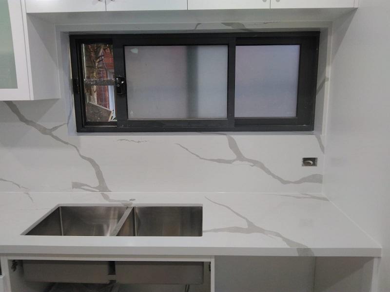 Kitchen White Benchtop