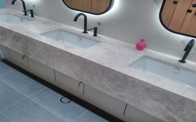 What are the Best Materials for Bathroom Vanity Countertops