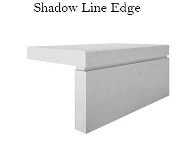 Shadow Line Edge