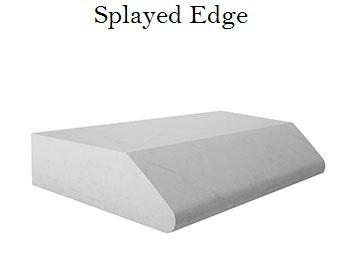 Splayed Edge